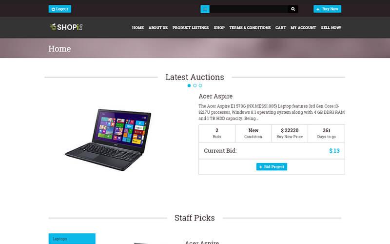 Ebay Clone Php Script