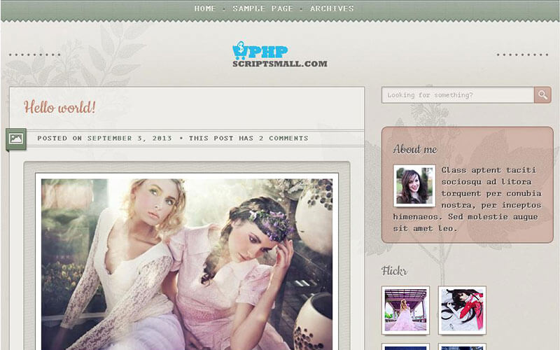 Tumblr WordPress Theme, Wordpress Theme on Tumblr