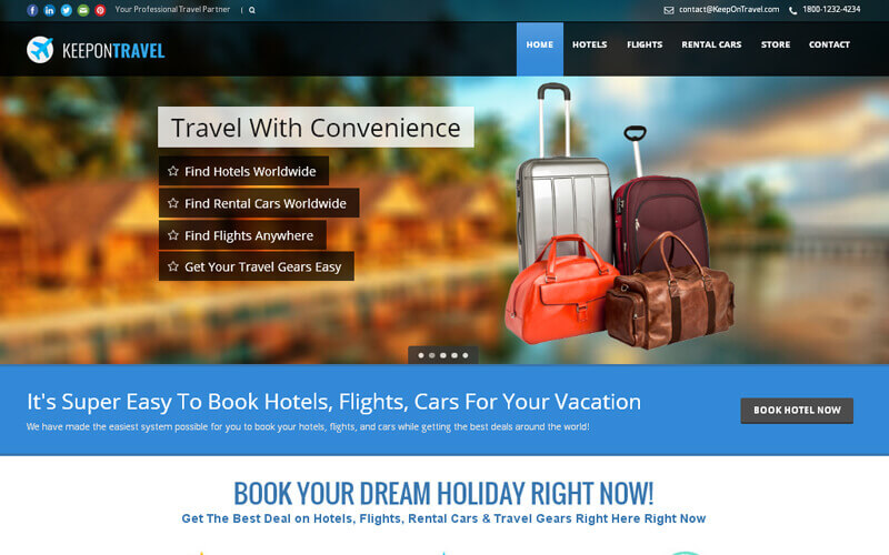 new products a29ae 1d33f Readymade Travel Booking Script, Automated Travel Script