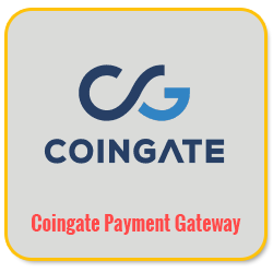 Bitcoin MLM Software coingate payment gateway