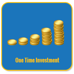 Basic Unilevel Investment MLM Software one time investment