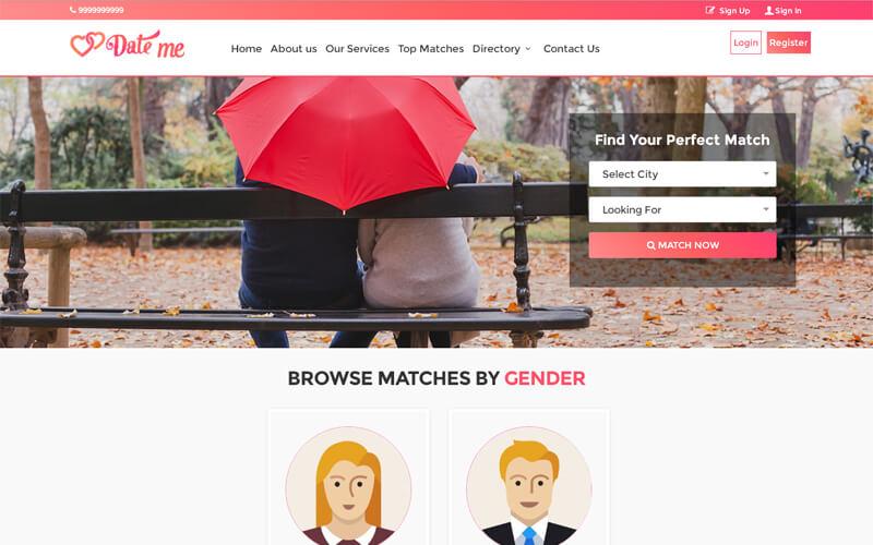 Dating websites directory