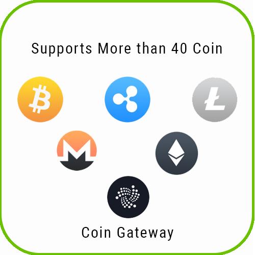 Board MLM Script coin gateway