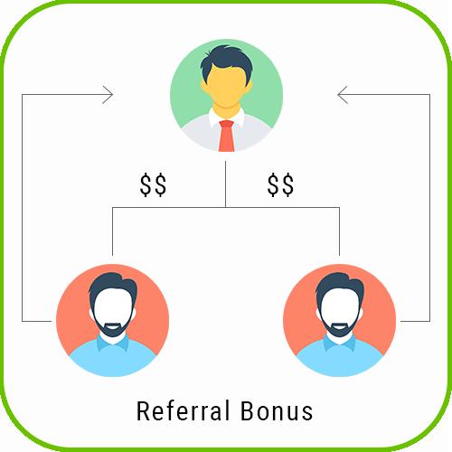 Board MLM Script referral bonus